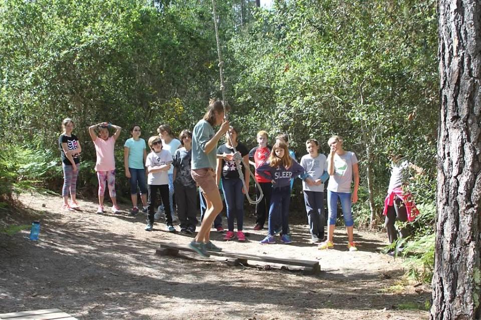 Outdoor Education And Field Trips Good Shepherd Lutheran School